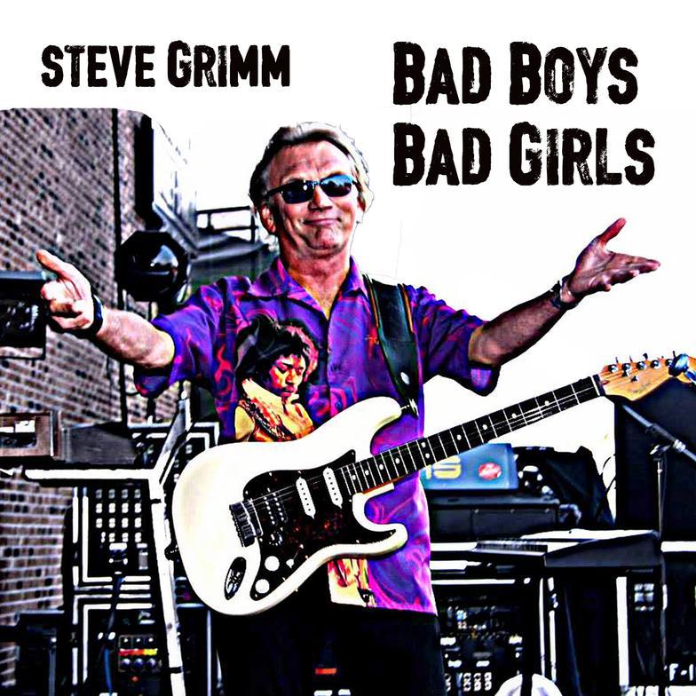 Steve Grimm / BAD BOY ROCK Milw, WI